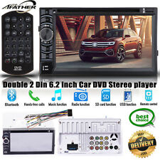 For Volkswagen Atlas Car Stereo CD DVD Player FM Radio Touch Screen AUX In-Dash