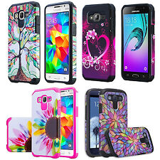 For Samsung Galaxy S3 Cases Slim Hybrid Dual Layer Shockproof Case Cover