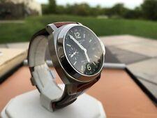 ~Very Rare~ Panerai PAM00244 PAM 244 Luminor GMT 40mm Watch in FULL SET