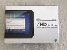 SLY ELECTRONICS 7 HD DUAL CORE MULTI-TOUCH W/ANDROID 4.2 JELLY BEAN