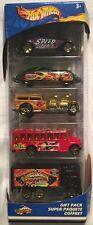 Hot Wheels Diecast 5-Car Gift Pack 35th Anniversary Mattel 2002 New