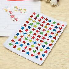 1760x Star Shape Stickers For School Children Teacher Reward DIY Craft Nice RP