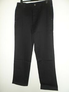 "Bnwt genuine Triumph black dealer jean trousers WAIST 40"" M3833608-UN"