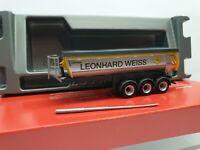 ---      Leonhard WEISS    Thermomulde / Meiller  --- Kipper aus  311045