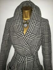 KAREN MILLEN / UK 10 / EU 38 / BEAUTIFUL COAT / WOOL / AUTUMN - WINTER.