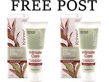 2 x 50g KOLOREX Intimate Care Cream Horopito Extract & Tea Tree Oil * FREE POST