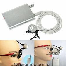 Dental Portable Led Surgical Head Light Lamp Medical Headlight Clip On Type A