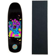 "Santa Cruz Skateboard Deck Roskopp Frame Hand 9.51"" x 32.26"" with Grip"
