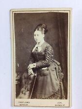 Victorian Carte De Visite CDV Photo: Lady: West End Photographic Co London