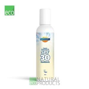 Yaoh Sun Block Organic Hemp Seed Oil SPF30 240ml