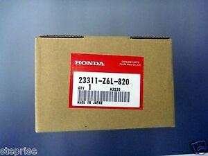 Genuine Honda Part Stub Shaft, FR. P.T.O. 23311-Z6L-820 for GX630, GX660, GX690