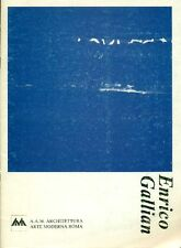 GALLIAN - Moschini Francesco, Stratificazioni e cancellazioni mandate a memoria