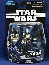 Star Wars SCORCH REPUBLIC COMMANDO Saga Collection Star Wars EXPANDED UNIVERSE