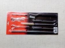 16Pcs Spray Gun Cleaning Kit Air Brush HVLP Cleaning Multi Purpose Cleaner Tool