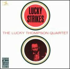Lucky Thompson - Lucky Strikes [New CD]