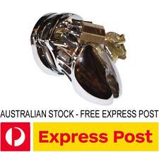 CS7 High Security Steel Chastity Device GENUINE Master Lock REGULAR *IN STOCK*