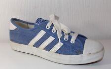 Vintage ADIDAS ADRIA 70er 70s TRUE VTG SNEAKERS Turnschuhe Schuhe SHOES UK3 36