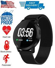 🔥🔥🔥 Waterproof Smartwatch with Message Call Email Social Reminder Smart Watch