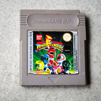 Jeu POWER RANGERS pour Nintendo Game Boy