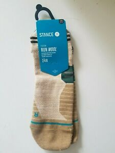 Men's Stance Fusion Run Wool Socks - Size Large
