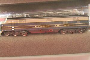 Bachmann 66605 Baltimore & Ohio #74 - E7-A DCC Sound Value Locomotive HO Scale