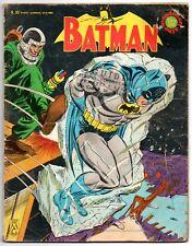 BATMAN mondadori N.30 L'UOMO CHE IRRADIA PAURA scarecrow mister freeze 1968