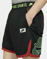 NWT Nike Dri-Fit Sport Clash Mens Training Shorts BV3249-010 Size 2XL