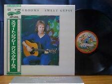 CHRIS GROOMS-Sweet Gypsy  Rare Japan LP w/OBI NM