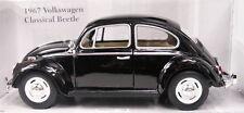 VW Käfer 1967 schwarz 1:24 von Welly