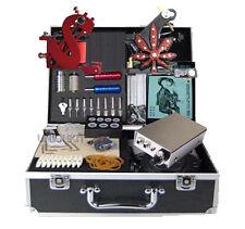 High qualtiy nuevo Completo machine tatuar tattoo kit mini power set