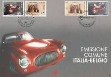 2003 Europalia - Belgio+Italia - mixed FDC