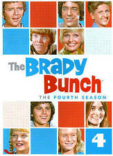 THE BRADY BUNCH THE FOURTH SEASON 4 BRAND NEW!!!FREE FIRST CLASS SHIPPING !!!!!