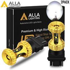 LED White DRL Daytime Running Light Bulb Lamp For 2003-2006 Chevrolet Silverado