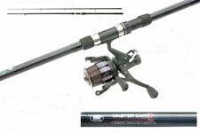 Lineaeffe Carp Master Carp Rod & All black free spool reel