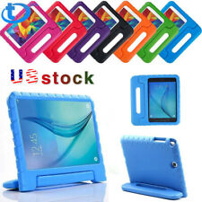 NEW Kids Handle EVA Shockproof Stand Case For Samsung Galaxy Tab A 7.0 T280 T285