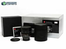 Leica Noctilux-M 50mm F/0.95 ASPH. Lens Black 11602 *BRAND NEW*