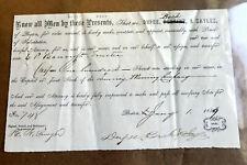 * Twelve Quincy Mining Co. Hancock MI Mining Papers 1800s