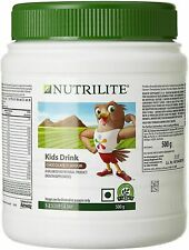 Amway Nutrilite Kids Drink Chocolate Flavour For Nutritious Protein, 500 Gm