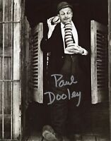 "~~ PAUL DOOLEY Authentic Hand-Signed ""WIMPY - POPEYE"" 8x10 Photo ~~"