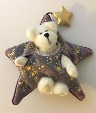 Boyds Bears Stella #2004 6� Plush Star Shapes Peeker Perk A Boo Bear