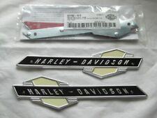 Harley Davidson Réservoir Emblèmes tankschilder avec Adaptateur Kit tankembleme 61777-63 T