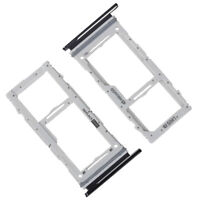 Dual SIM Card Tray For Samsung Galaxy S20 Replacement Holder Card Slot Black UK