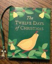 The Twelve Days of Christmas (Mini Book, Christmas, Holiday)