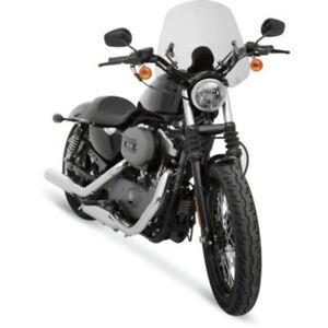 "Memphis Shades The Shooter Windshield 14"" Solar Handlebar Mounted Motorcycle"