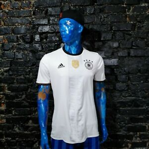 Germany Team Home football shirt 2016 - 2017 Adidas AI5014 Trikot Mens Size L