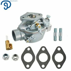 New Carburetor Assy For Ford tractor models 600 700 series W/134 CID Gas Engines