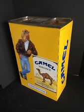 Vintage Joe Camel Cigarette Advertising Free Standing Ashtray End Table