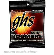 12 Sets GHS Boomers GB9.5 Extra Light Plus Electric Guitar Strings 9.5-44