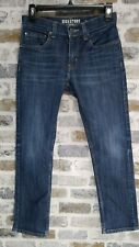 Signature Levi Strauss Boys Size 12 Reg Adjustable Waist Skinny Stretch Jeans