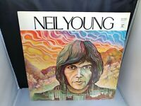 Neil Young- Neil Young-Record LP Reprise Records 44059 1970 RS6317